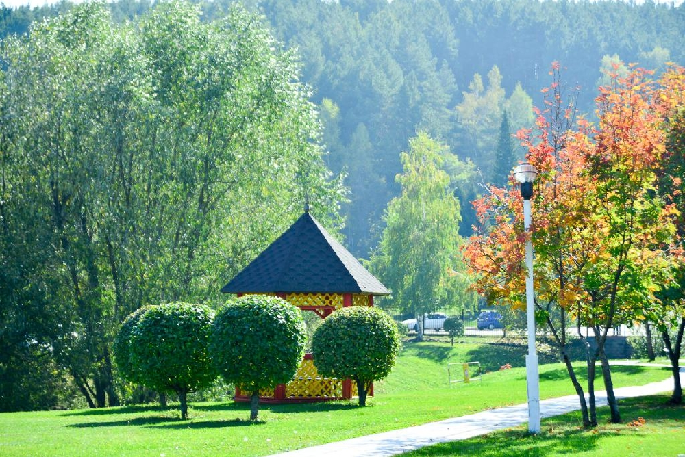 белокуриха алтайский край фото осень известно, почти